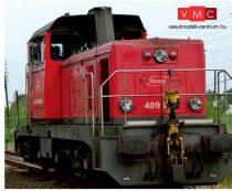 Jägerndorfer JC20662 Dízelmozdony Rh 2068, 409.002 Rail Cargo Carrier, ÖBB, Basic (H0) (E6)