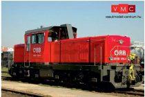 Jägerndorfer JC20670 Dízelmozdony Rh 2068, ÖBB, Basic (H0) (E6)