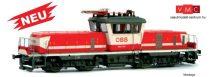 Jägerndorfer JC24630 Villanymozdony Rh 1163, ÖBB - Basic (H0) (E6)