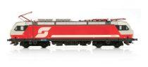 Jägerndorfer JC25850 Villanymozdony Rh 1822.001, ÖBB (E5) (H0)