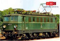 Jägerndorfer JC63020 Villanymozdony Rh 1041.25, modern homlokfal, zöld, ÖBB (E3) (N)