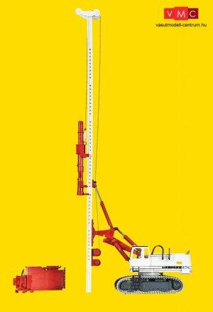 Kibri 11253 LIEBHERR 974 lánctalpas munkagép, talajfúró