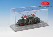 Kibri 12061 Modelltároló vitrin vágánnyal
