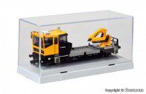 Kibri 12065 Modelltároló vitrin vágánnyal