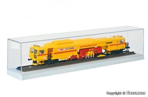 Kibri 12066 Modelltároló vitrin vágánnyal