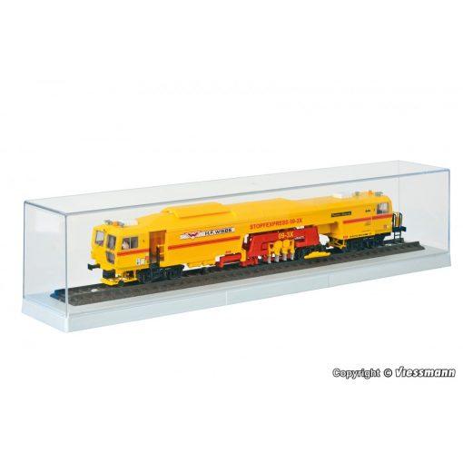Kibri 12066 Modelltároló vitrin H0 vágánnyal (H0,TT)