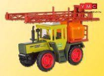 Kibri 12253 Mercedes-Benz Trac traktor permetező-adapterrel