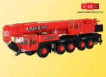 Kibri 13001 LIEBHERR LTM 1160/2 mobildaru, öttengelyes kivitel, piros