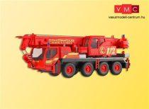 Kibri 13041 LIEBHERR LTM 1050/4 tűzoltósági autódaru