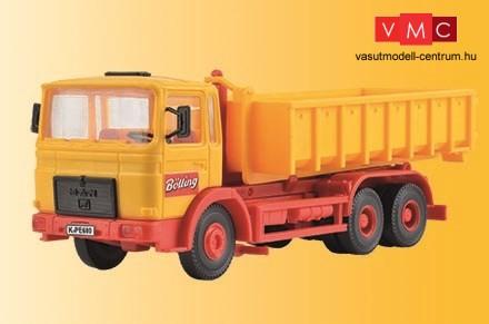 Kibri 14121 MAN legördíthető-konténerszállító teherautó, Emil Bölling (H0)