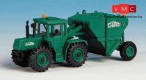 Kibri 15206 Mercedes-Benz Trac traktor szóró adapterrel