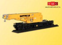 Kibri 16000 GOTTWALD GS 100.06T vasúti teleszkópos daru
