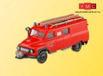 Kibri 18255 FORD FK 2500 tűzoltóautó