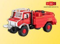 Kibri 18270 UNIMOG erdőtűzoltó speciális jármű