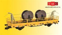 Kibri 26266 Felsővezetékszerelő teherkocsi, DB-AG (E5)