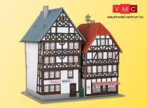 Kibri 36404 Favázas városi ház (2 db), Fritzlar