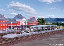 Kibri 36720 Állomási peron, Bad Nauheim