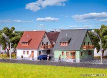 Kibri 36829 Családi házak, Steinweg (2 db)