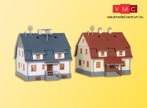 Kibri 36830 Családi házak, am Wallfahr (2 db)