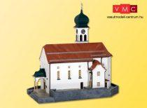 Kibri 37032 Templom, Wassen an, Gotthardbahn