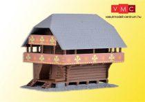 Kibri 37060 Alpesi szénatároló épület - Öschberg (N)