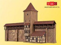 Kibri 37108 Városfal toronnyal, Rothenburg
