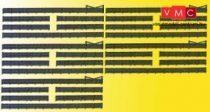 Kibri 37225 Faléckerítés készlet, kapuval (N)