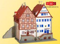 Kibri 37368 Városfalra épült favázas ház