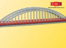Kibri 37669 Weser-Vasúti híd, egyvágányos