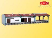 Kibri 37809 Raktárépület