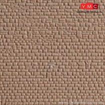 Kibri 37960 Dekorlap, kőfal, szabályos sorban