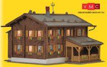 Kibri 38004 Alpesi lakóház, Sonnenhalde, világítással (H0)