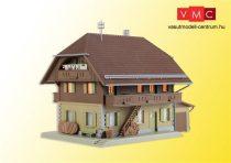 Kibri 38024 Alpesi lakóház - Kaeserei Thal Heimisbach, LED világítással (H0)