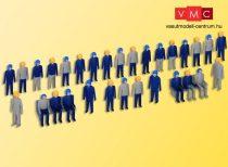 Kibri 38112 Figurakészlet: férfiak, munkások (H0)