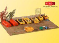 Kibri 38155 Szelektív hulladékgyűjtő udvar