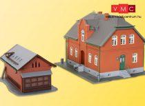 Kibri 38188 Lakóház melléképülettel, Oberhausen