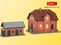 Kibri 38190 Lakóház melléképülettel, Bottrop