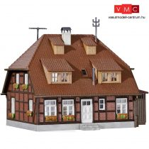kibri 38209 H0 Haus Mühlenweg Spreewald inkl. Hausbeleuchtungs-Startset