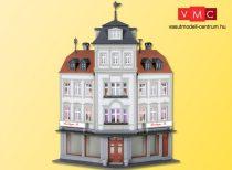 Kibri 38390 Tornyos városi sarokház ruhaüzlettel, Görlitz an, Neiße