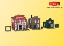 Kibri 38501 Westernházak - Hotels