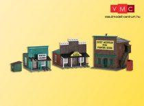 Kibri 38508 Westernházak - Bank