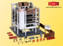 Kibri 38537 Épülő toronyház, építési kiegészítőkkel