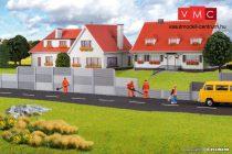 Kibri 38624 Modern zajvédő fal (H0)