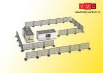 kibri 38626 H0 Gebäude-Container STRABAG mit LED-Beleuchtung ersetzt 48627