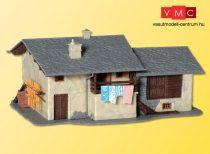 Kibri 38809 Alpesi ház, Palü Grevasalvas