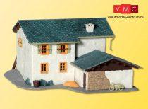 Kibri 38810 Alpesi ház, Fextal Grevasalvas
