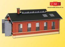 Kibri 39307 Fűtőház, egyállásos