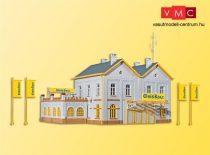 Kibri 39323 Vasúti irodaépület, GleisBau