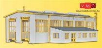 Kibri 39324 Pályafenntartási járműcsarnok - GleisBau