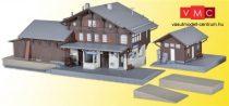 Kibri 39370 Vasútállomás, Oberried (CH)